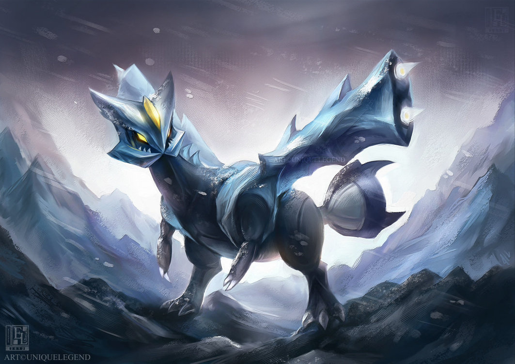 Kyurem pokemon tower defense two wiki fandom powered by wikia - Pokemon kyurem blanc ...
