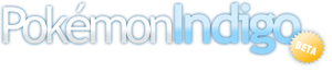 Pokemon Indigo Logo BETA 1