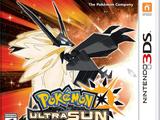 Pokémon Ultra Sun i Ultra Moon