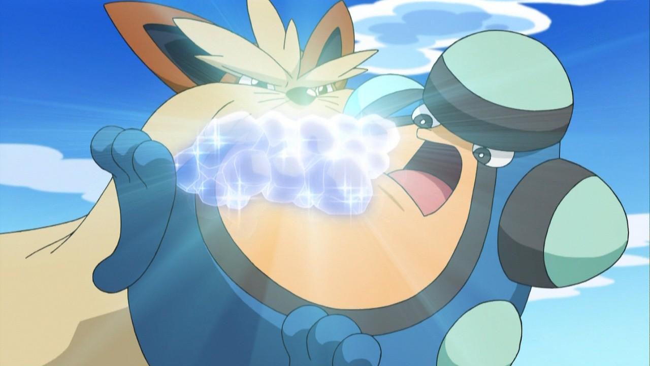 Stoutland and the Elemental Fang moves? - Pokemon Black ...
