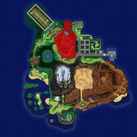 Map Ula-Ula Góra Hokulani