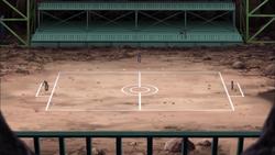 Driftveil Gym field