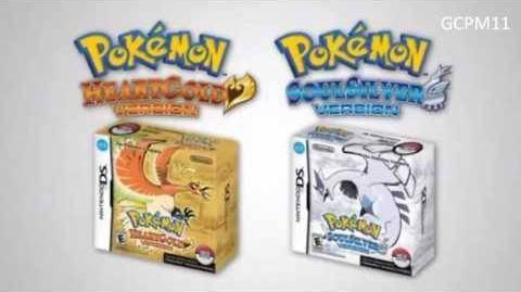 Pokemon Heart Gold and Soul Silver Official English Trailer