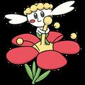 Flabébé Red Flower Dream