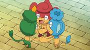 EP802 Elemental Monkeys anime