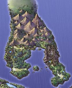 Battle Zone Pt Map