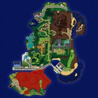Map Akala Tunel Digletta