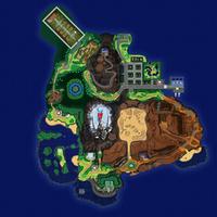 Map Ula-Ula Liga Pokémon (Alola)