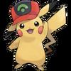 Pikachu-Hoenn