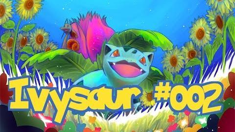 Wirtualny Pokédex 002 Ivysaur