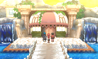 Cave of Origin exterior ORAS