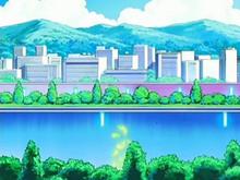Eterna City anime