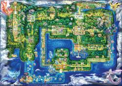 LGPE Kanto Map