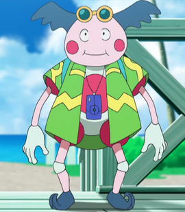 Mimey SM anime