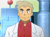Profesor Oak (anime)