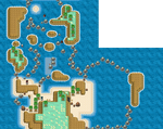 Unova Route 21 Summer B2W2