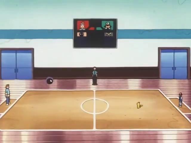 Ecruteak Gym Battlefield