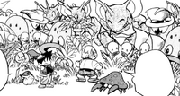 Red Safari Zone Pokémon Adventures