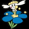 Flabébé Blue Flower Dream