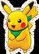 Pikachu-Female PMD Rescue Team DX