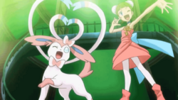 Performer and Sylveon Showcase Free Performance
