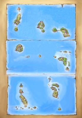 Sevii Islands