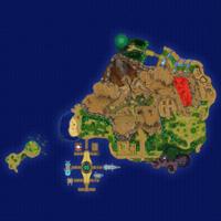 Map Poni Łąka Poni
