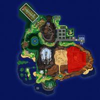 Map Ula-Ula Góra Rumieńca