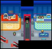 Pokémon League lobby Pt