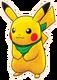 Pikachu-Male PMD Rescue Team DX