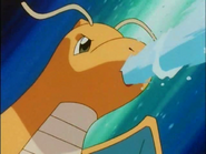 Drake Dragonite Water Gun