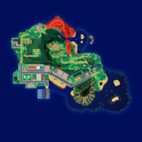 Map Mele-Mele Trasa 3 (Alola)