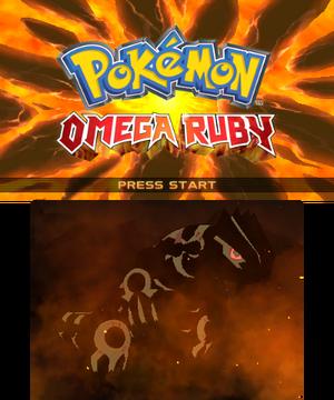 Omega RubyTitle
