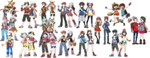 All Protagonists