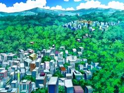 Celestic Town anime