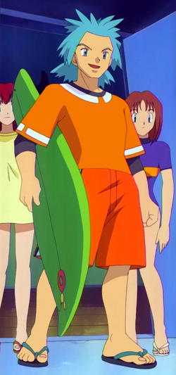 Brawly anime