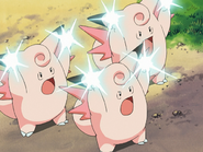 Clefable Metronome