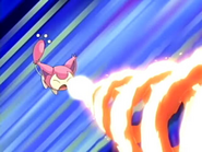 May Skitty Assist Fire Spin