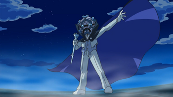 Cryogonal Man
