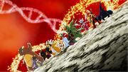 Mega Evo anime
