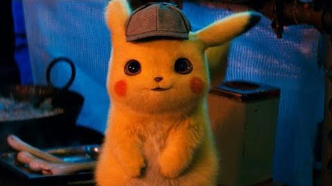 POKÉMON Detective Pikachu - Official Trailer 1