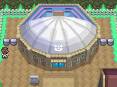 Super Contest Hall DPPt