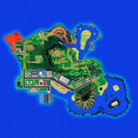 USUM-Map Mele-Mele Plaża Wielkiej Fali