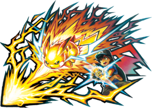 Sun Moon Z-Move artwork