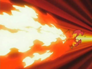 Chimchar Flamethrower