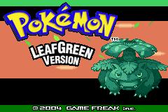 LeafGreenTitle