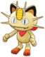 Meowth PMD Rescue Team DX