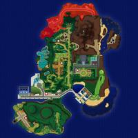 Map Akala Trasa 8 (Alola)