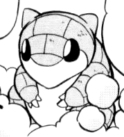 Red Sandshrew Adventures
