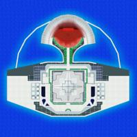 USUM-Map Æther-Paradies Zamek Zespołu Rocket